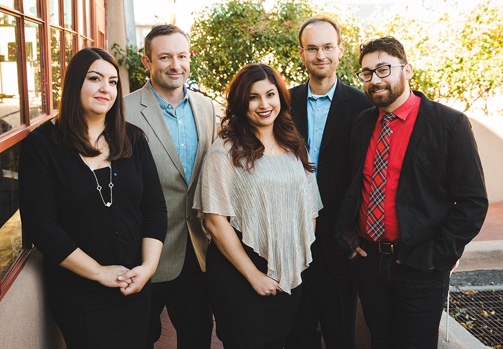 New Mexico Simon Scholars Program Staff