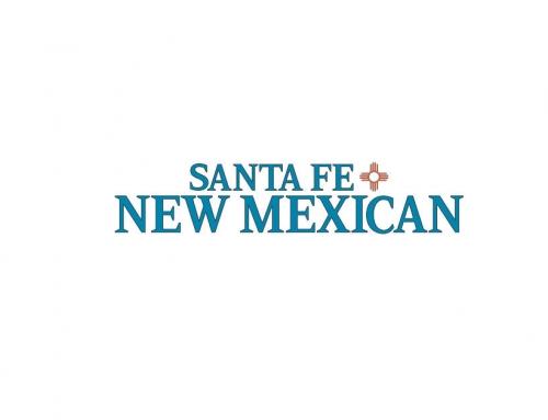 Santa Fe New Mexican May 13, 2018